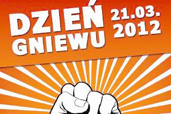 Dziś Dzień Gniewu w Polsce - tysiące ludzi wyjdą na ulice