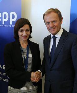 """""""Wina Tuska"""" także w Mołdawii. Polityk rozbawiony: jestem zdemaskowany"""