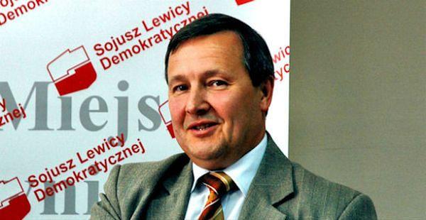 Andrzej Różański kandydatem SLD na prezydenta Gdyni