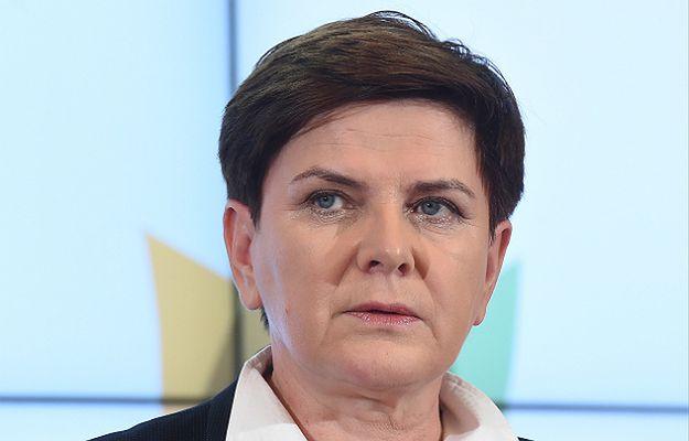 Beata Szydło: sędziowie TK sami powinni wiedzieć, co zrobić w tej sytuacji