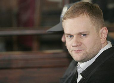 Józef Jędruch w sądzie