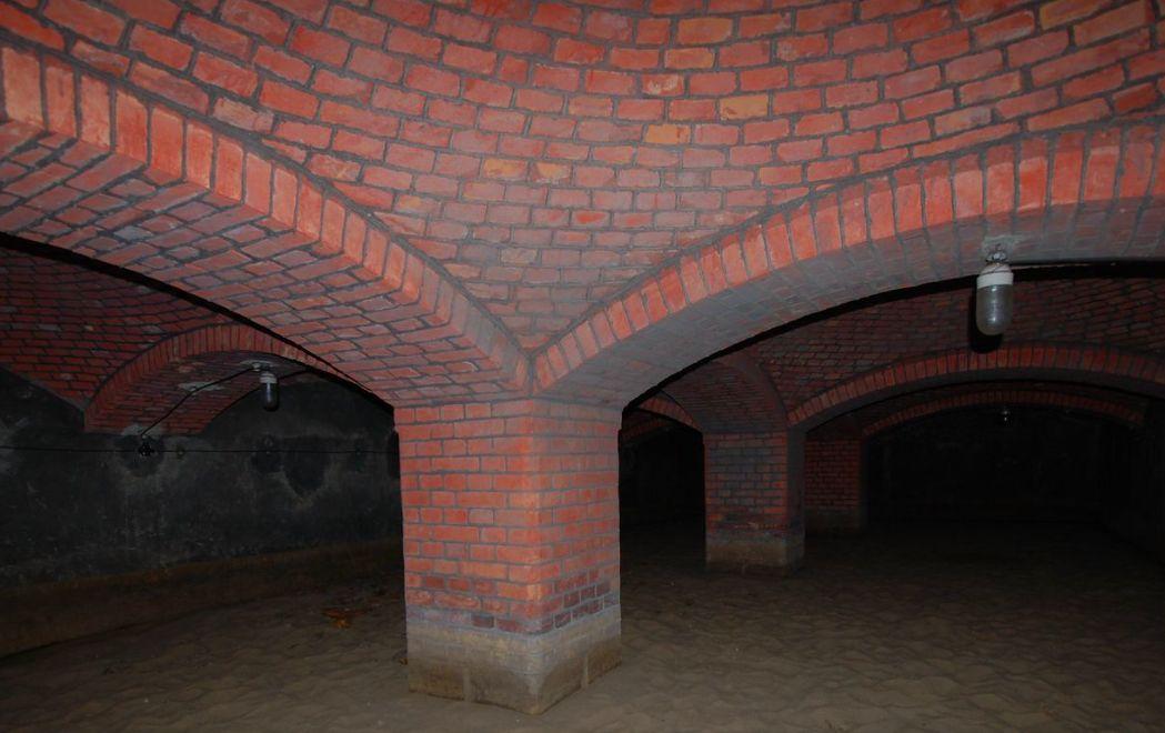 Nowy Dwór Mazowiecki. Filtry wodne Twierdzy Modlin zostały wpisane do rejestru zabytków jako materialny przykład myśli technicznej