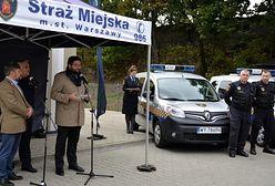 Warszawski ekopatrol dostał trzy nowe radiowozy