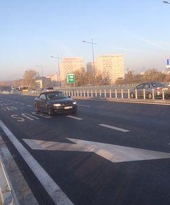 Prawie 100 tys. aut na dobę na moście Łazienkowskim