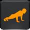 Runtastic Push-Ups icon