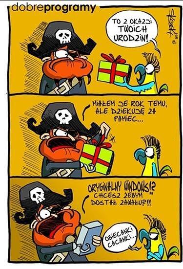 Ktoś pamięta Pirata?