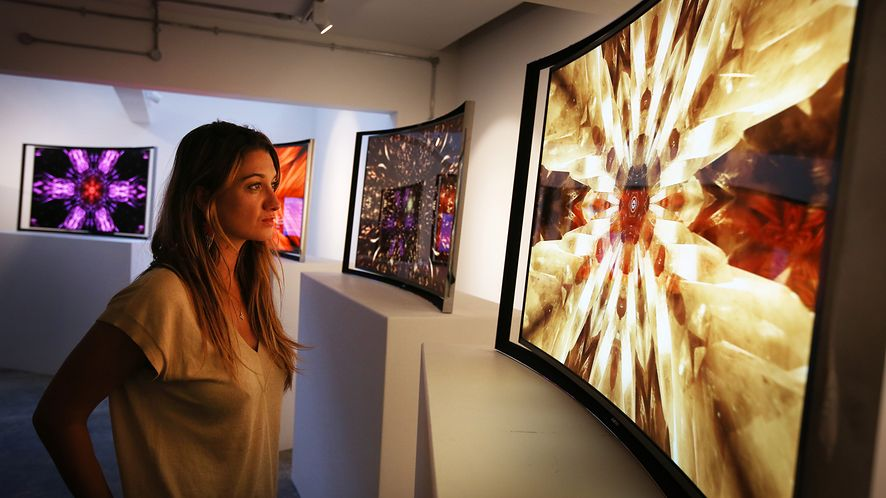 Latem prawdopodobnie odczujemy wzrost cen telewizorów, fot. Peter Macdiarmid/Getty Images for John Lewis