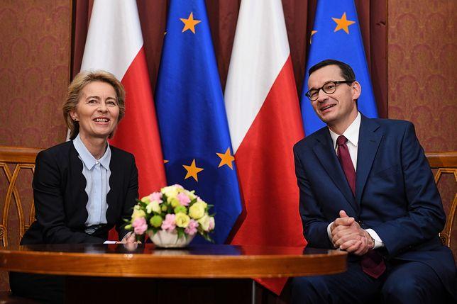 Niemcy. Media: Bruksela musi szanować legalność rządów krajów Europy Środkowej i Wschodniej