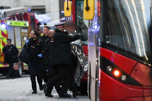 Zamach w Londynie. Polski bohater może otrzymać policyjny medal za odwagę
