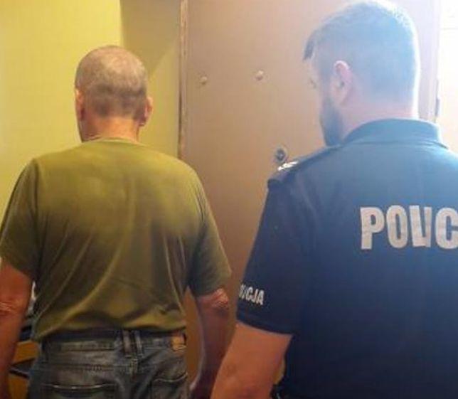 56-latkowi za skatowanie psa grozi nawet 5 lat więzienia