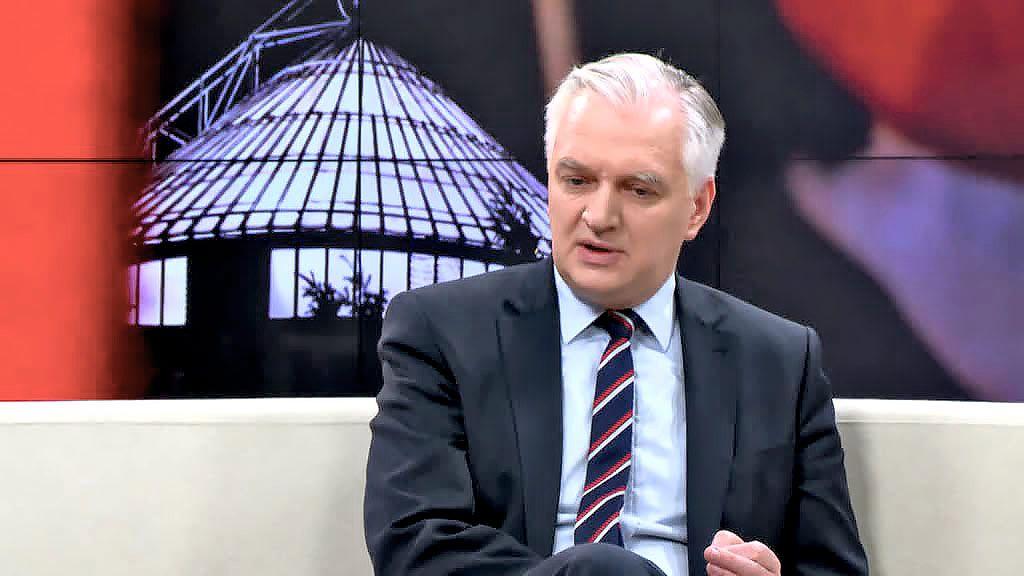 """Jarosław Gowin komentuje """"taśmy Kaczyńskiego"""""""