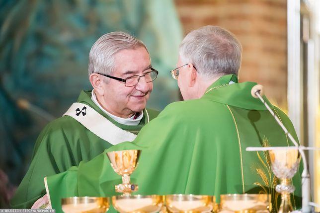 Abp Sławoj Leszek Głódź odprawia mszę św. w Gdańsku