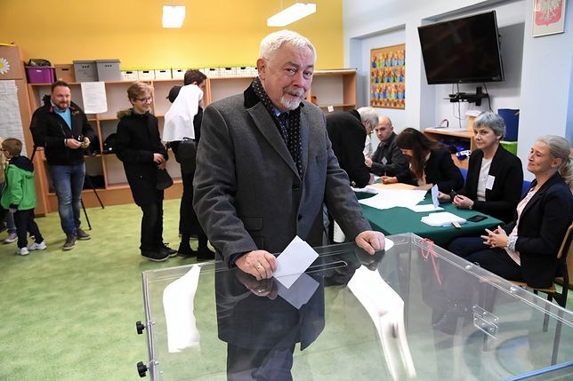 Jacek Majchrowski po raz piąty prezydentem Krakowa