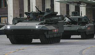 Rosjanie chcą wydrukować... czołg
