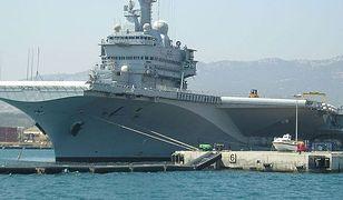 """""""Charles de Gaulle"""" - duma Francji i jedyny lotniskowiec Republiki"""