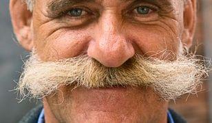 Nie zapuszczaj wąsów!