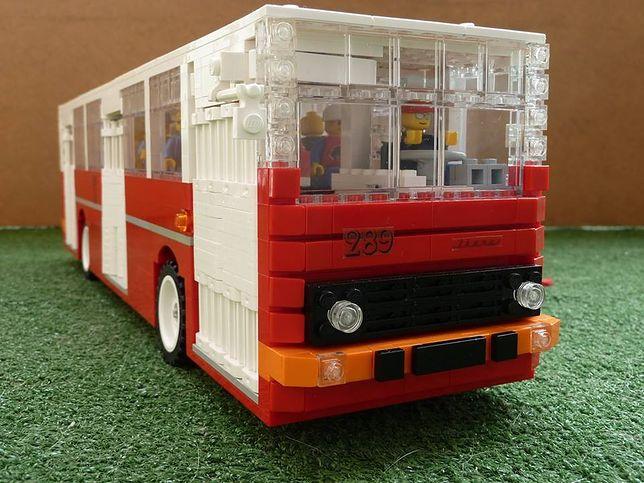 Ikarus z Lego w stolicy!