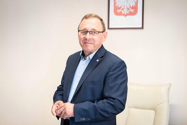 Ryszard Galla jest posłem Mniejszości Niemieckiej już szóstą kadencję