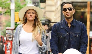 John Legend i Chrissy Teigen mają dwójkę dzieci