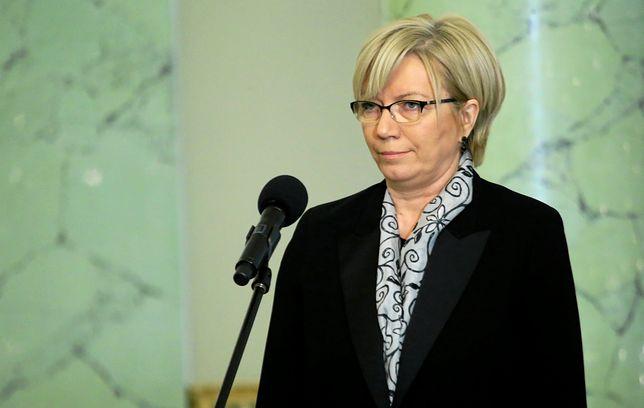 """Trwa spór Przyłębskiej z Rzeplińskim. """"To kolejny atak na mnie"""""""