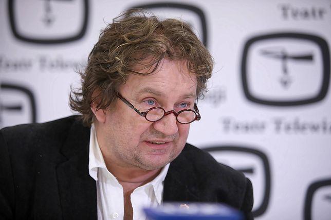 Paweł Królikowski.