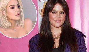 Khloe Kardashian pokazała nową twarz. Znów przeszła metamorfozę