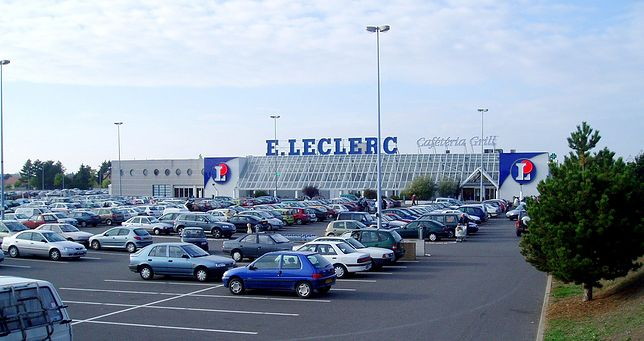 Choć E.Leclerc to jedna z mniejszych sieci handlowych, cieszy się niesłabnącym powodzeniem u konsumentów