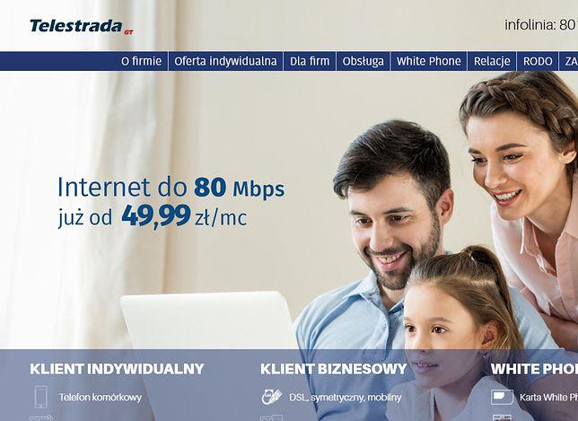 UOKiK wszczął postępowanie przeciwko firmie Telestrada, która miała wprowadzać klientów w błąd