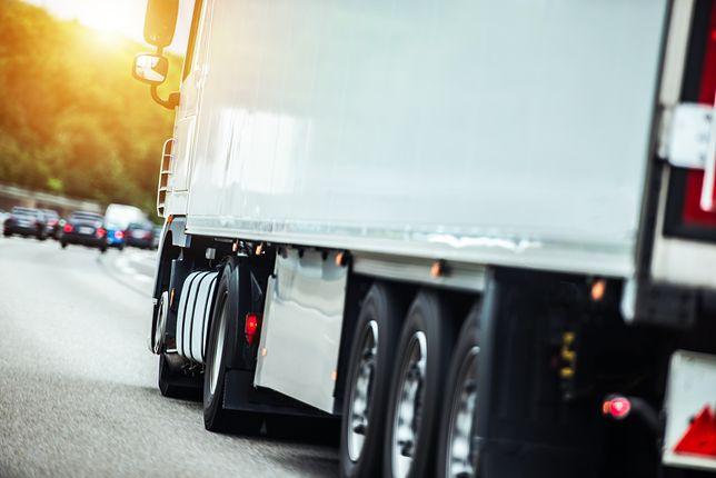 W Wólce Dobrzyńskiej zatrzymano kierowcę, który wielokrotnie złamał dopuszczalne normy prowadzenia ciężarówki.