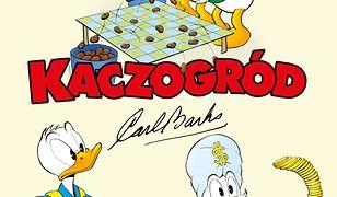 Kaczogród – Carl Barks – Miasto złotych dachów i inne historie z lat 1957-1958