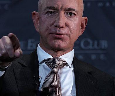 Jeff Bezos, założyciel Amazona