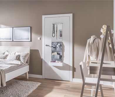 Drzwi mogą całkowicie odmienić wnętrze