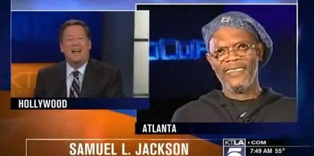Samuel L. Jackson: Laurence Fishburne to nie ja!
