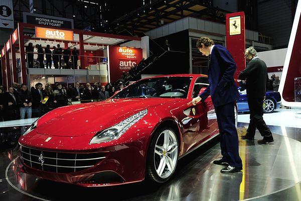 Rewolucja w Ferrari