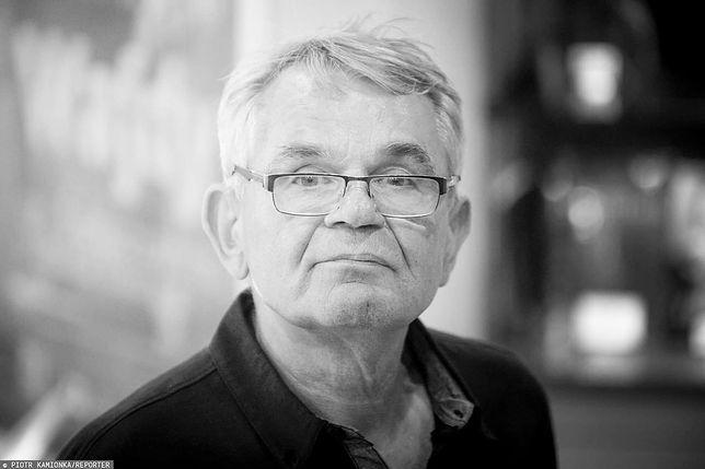 Nie żyje Jerzy Janeczek