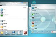 Wieści z frontu: Plasma QtComponents, port Kickoff do QML, Marble Touch, KDE Telepathy 0.2