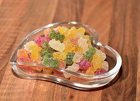 Galaretki o obniżonej zawartości cukru