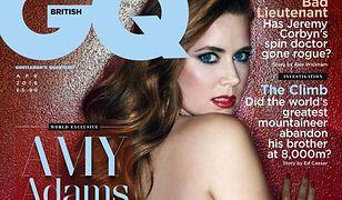 """Amy Adams na okładce brytyjskiego """"GQ"""""""