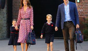 Kate Middleton o szkole dzieci. Zdradza, jak teraz wygląda nauka George'a i Charlotte