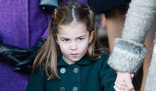 Księżniczka Charlotte skończyła 5 lat. Rodzice pokazali jej najnowsze zdjęcie