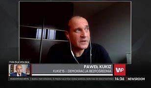 """Paweł Kukiz przypomni prezydentowi o zobowiązaniu. """"Tym powinna zająć się władza"""""""