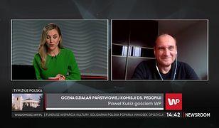 """Paweł Kukiz o komisji do spraw pedofilii. """"Proszę mi pokazać osiągnięcia"""""""