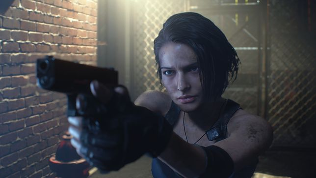 Resident Evil 3: Raccoon City Demo i inne produkcje na Steam Game Festival