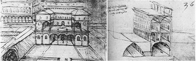 fot. Leonardo da Vinci, domena publiczna
