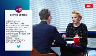 """Wybory prezydenckie 2020. """"To byłaby wspaniała informacja"""". Joanna Scheuring-Wielgus o rewolucyjnych sondażach"""