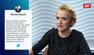 Joanna Scheuring-Wielgus o Zbigniewie Ziobrze. Bardzo mocne słowa