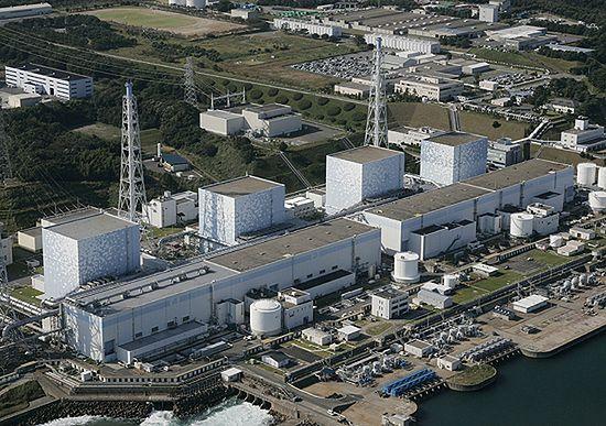Elektrownia Fukushima: możliwy wyciek z reaktora nr 1