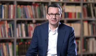 Wybory parlamentarne 2019. Mateusz Morawiecki odpowiadał na pytania na Facebooku