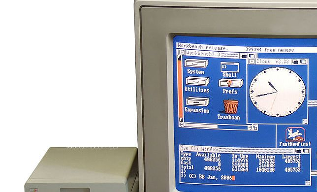 Tak się kiedyś grało. Atari, Amiga, ZX Spectrum, Pegazus i inne retro sprzęty.