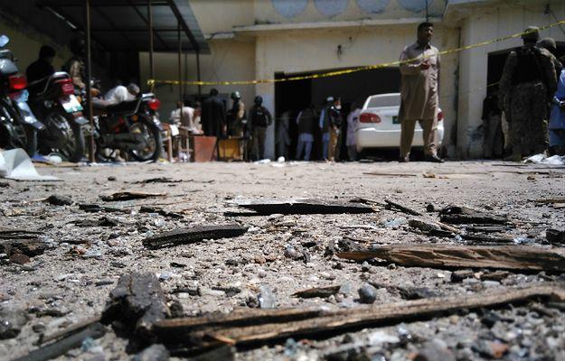 Zamach bombowy na bazarze w Pakistanie. Zginęło co najmniej 18 osób